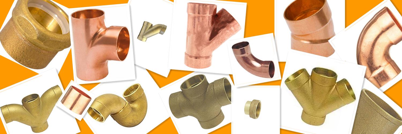 Copper fitting Press Copper fitting