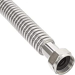 Full Port Corrugated S.S WaterHeater Connector
